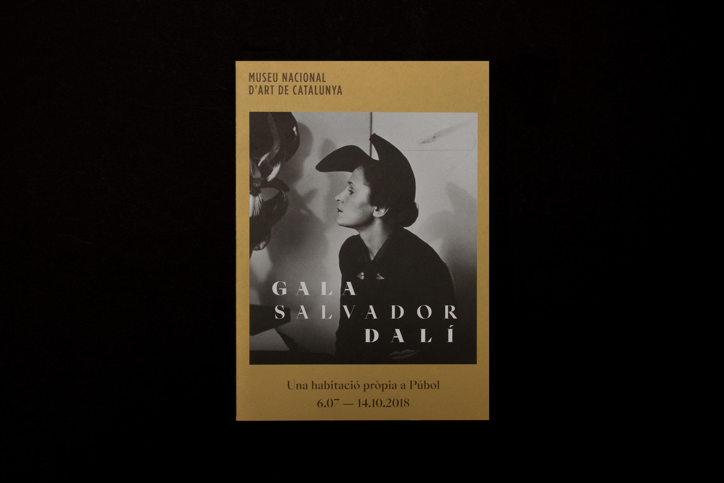 Programa de mano - Gala Salvador Dalí — Todojunto
